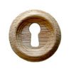 Wood Keyhole Covers