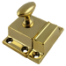 Classic Brass Cabinet Latch