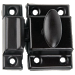 Oil Rubbed Bronze Small Stamped Cabinet Latch