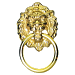 Lion Face Ring Pull
