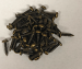 Antique Brass Panhead Screws