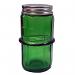 Green Colonial Spice Jar