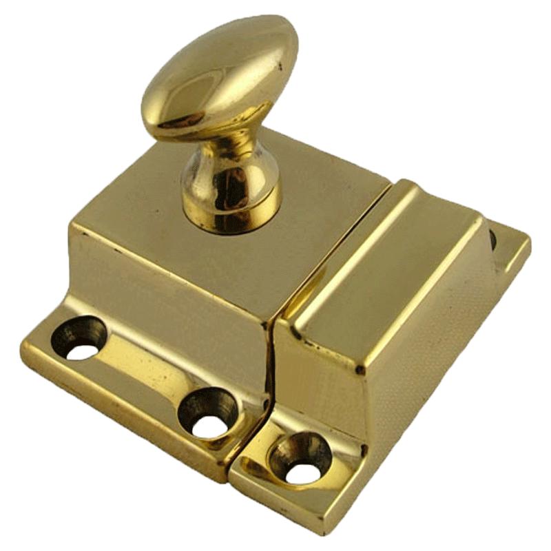 Brass Cabinet Latch