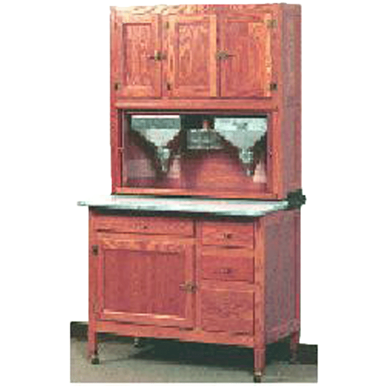 Exceptional 1921 Hoosier Cabinet Plans