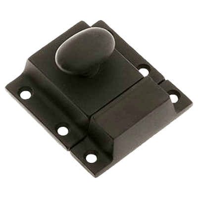 Large Classic Oil Rubbed Bronze Cabinet Latch