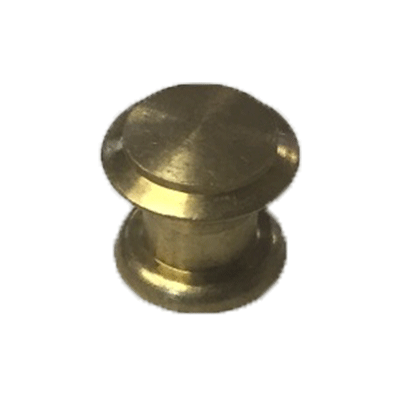 Turned Barrister Lawyers Bookcase Door Knob