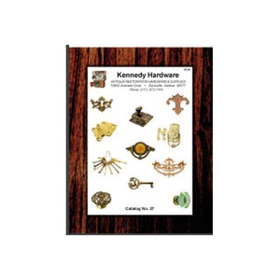 Catalog of Restoration Hardware for Antique Furniture