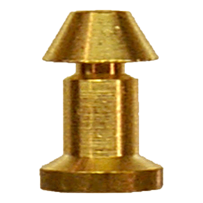 Brass Offset Bullet Catch