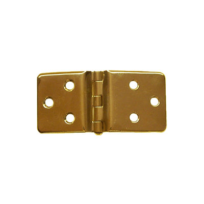 Sellers Brass Wrap Around Hinge