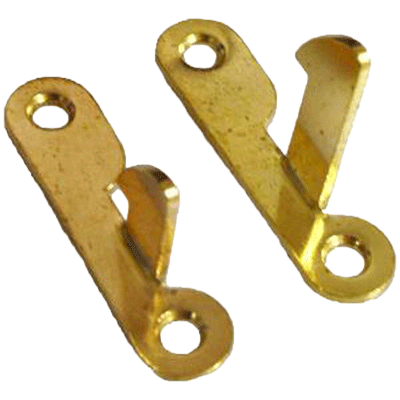 "Extra Catches For Sellers ""S"" Latch"