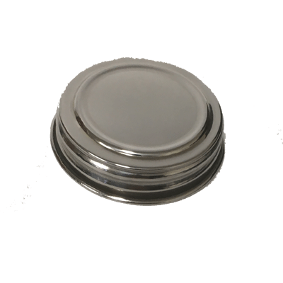 Non Perforated Spice Jar Lid