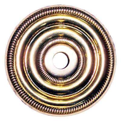 Large Backplate Brass Washer