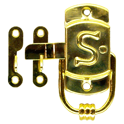 "Right Sellers ""S"" Cabinet Latch"