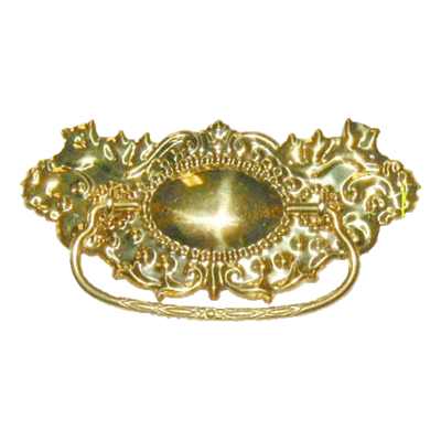 Decorative Victorian Drawer Pull