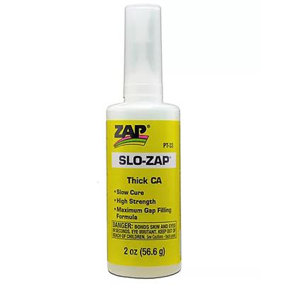 Slo-Zap 2oz Bottle
