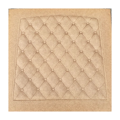 Quilted Fiberboard Chair Seat Seconds