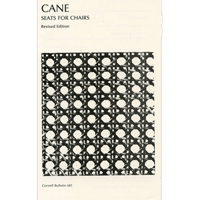 Chair Caning & Weaving Booklet