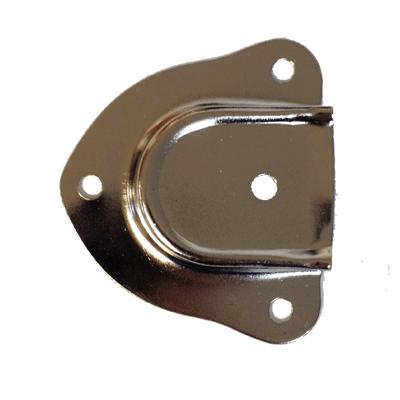 Nickel Spade Trunk Handle Loop