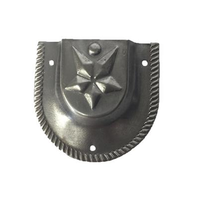 Steel Star Trunk Handle Loop