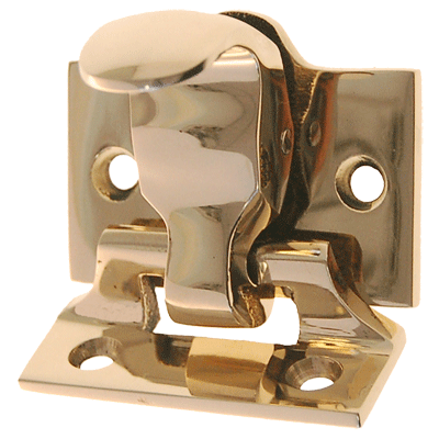 Solid Bronze Sash Lock and Lift
