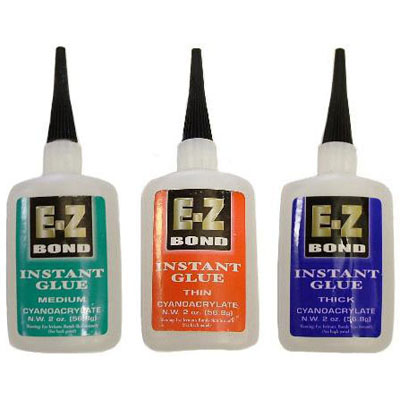 Easy Bond Instant Super Glues