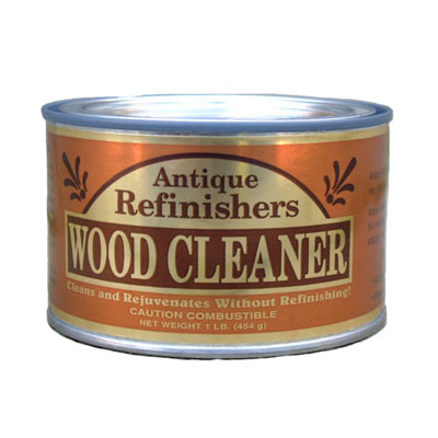 Antique Refinishers Wood Cleaner  Pint. Restoration Hardware for Antiques
