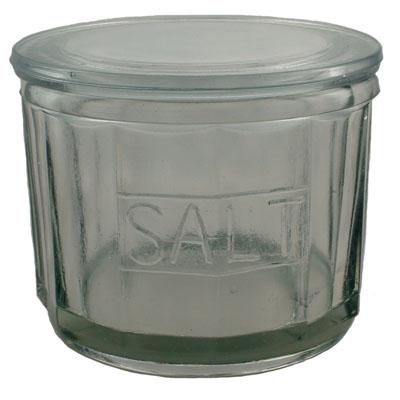 Colonial Pattern Hoosier Salt Jar