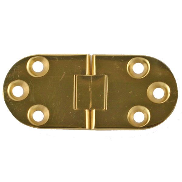 Brass Sewing Machine Lid Hinge