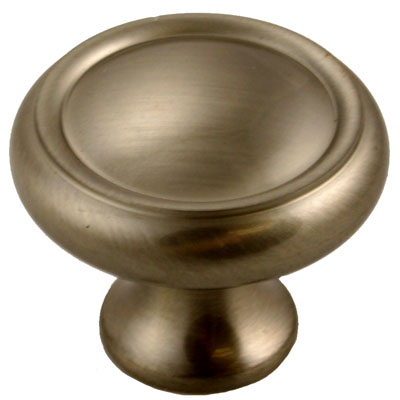 Brushed Satin Nickel Cabinet Door Knob