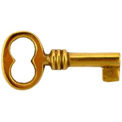 Small Keepsake Box Key