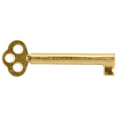 """""""3 Hole"""" Skeleton Key"""