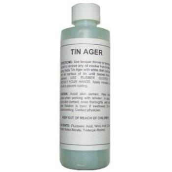 Tin Ager & Darkening Solution
