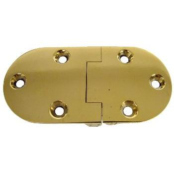 Brass Butler Tray Hinge Pair