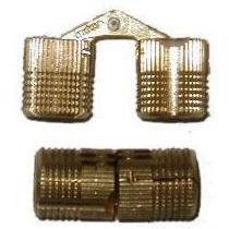 Barrel or Cylinder Concealed Hinge