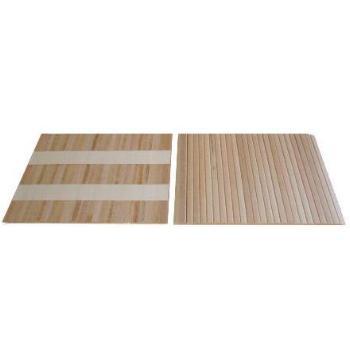 Hoosier Cabinet Tambour Roll Door Set