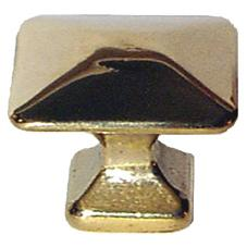 Large Arts & Crafts Mission Brass Knob