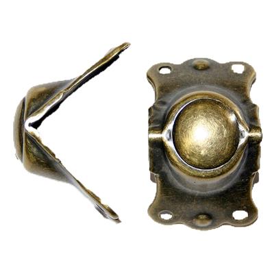 Antique Brass Trunk Knee