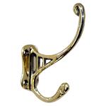 Brass Hall Tree Coat Hook