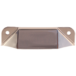 Simple Nickel Drawer Pull