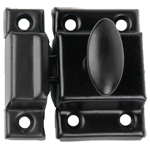 Oil Rubbed Bronze Large Stamped Cabinet Latch