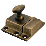 Classic Antique Brass Cabinet Latch