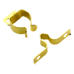 Brass Plated Spring Action Tempered Steel Friction Catch