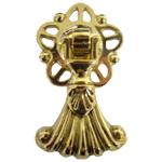 Large Brass Drop Pull