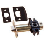 Oil Rubbed Bronze Privacy Door Latch Set