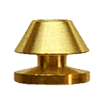 Brass Flush Bullet Catch