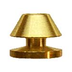 Brass Flush Bullet Catch