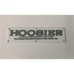 Mis-punched Hoosier Saves Steps Label