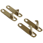 Extra Catches For Nickel Cabinet Latches