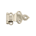 Napanee Nickel Fold Back Cabinet Hinge
