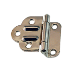 McDougall Nickel Offset Hinge